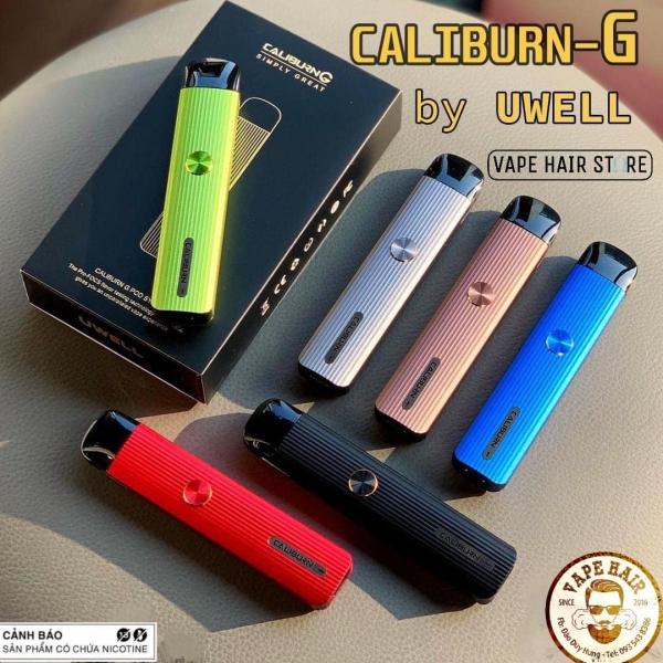 Caliburn G Pod Kit by UWELL