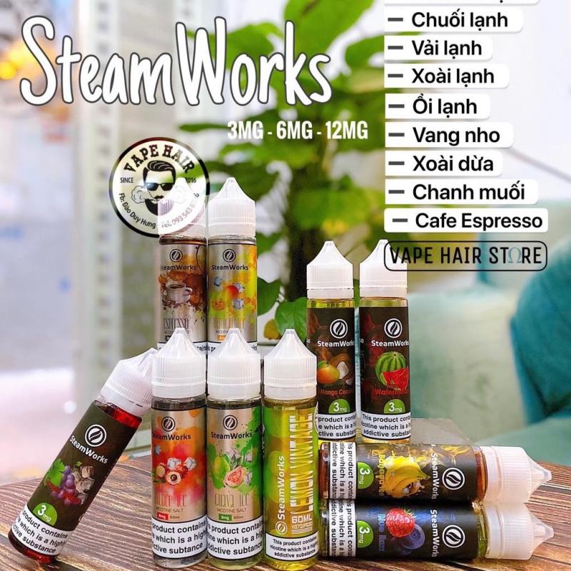 SteamWorks Chuối lạnh