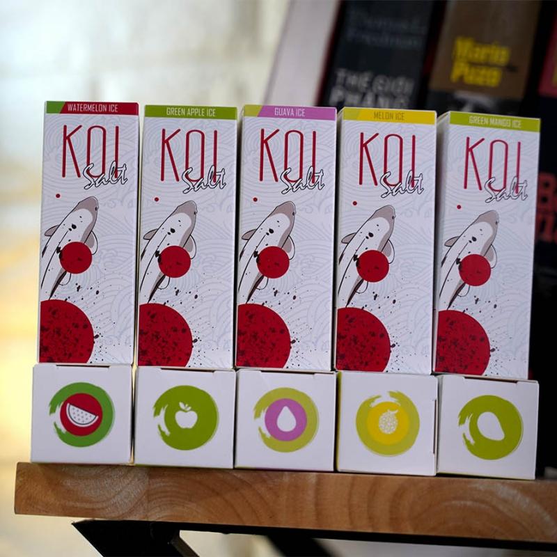 KOI by KING salt
