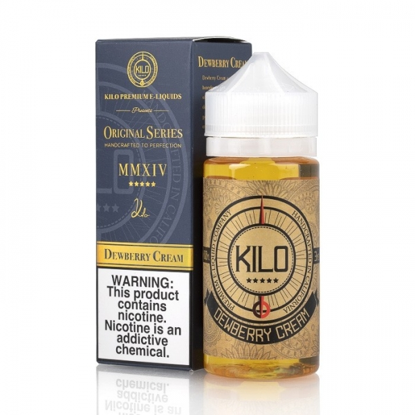 KILO - Dewberry Cream 100ml